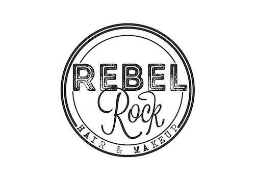 Rebel Rock hair and make-up